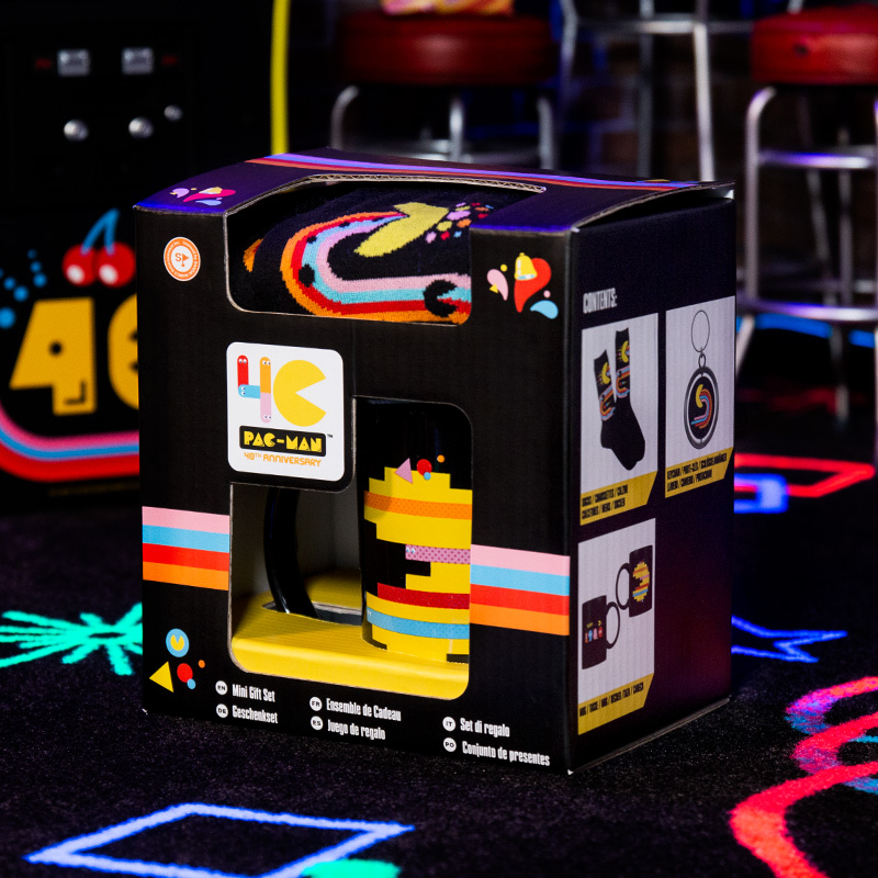 PAC-MAN 40th Anniversary Gift Set