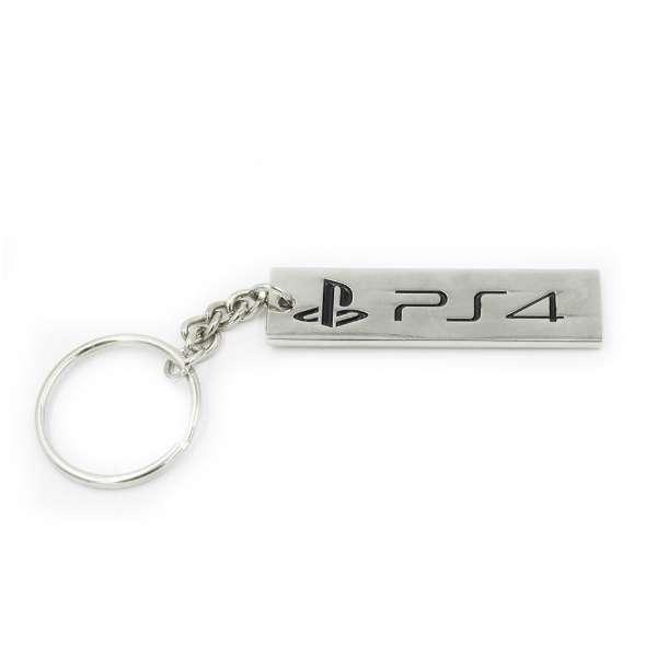 PlayStation 4 Logo Keyring / Keychain