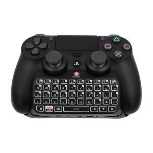 Official PlayStation 4 PS4 Keyboard / Chatpad