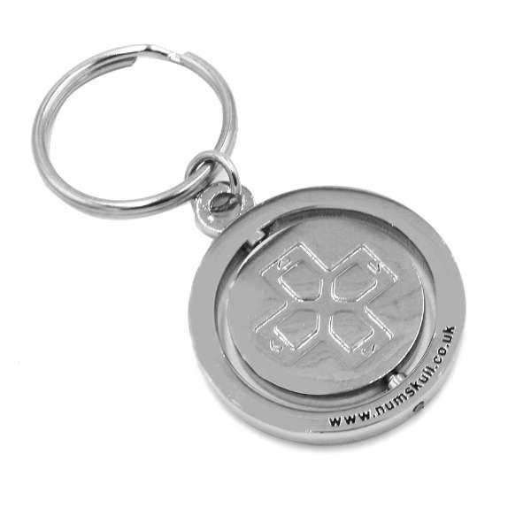 PlayStation Symbols Spinner Keyring / Keychain