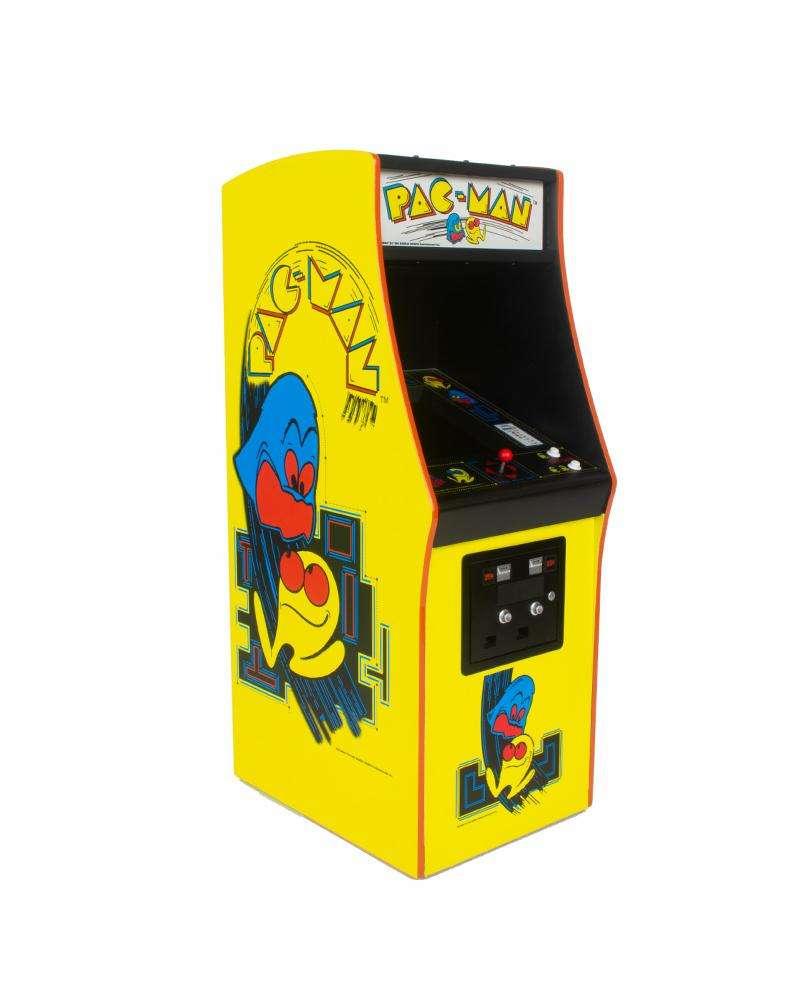 Pac-Man Quarter Scale Arcade Cabinet - Numskull