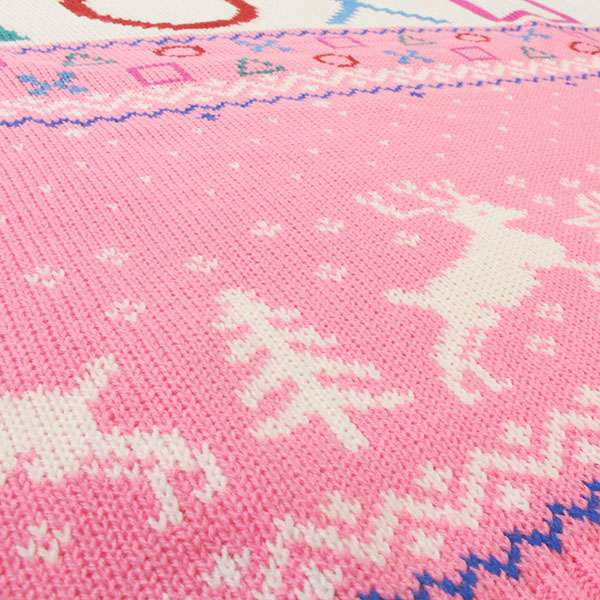 PlayStation Pink Symbols Christmas Jumper / Ugly Sweater