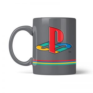 PlayStation 25th Anniversary Pin Badge Mug