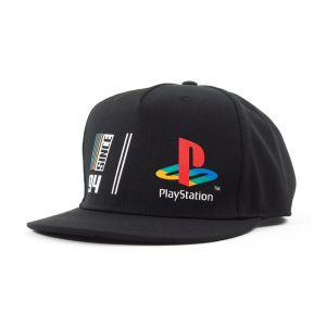 Since '94 Snapback Inspired by PlayStation Original Logo