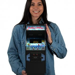 Bubble Bobble Quarter Scale Arcade Cabinet