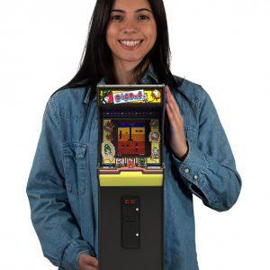 Dig Dug Quarter Scale Arcade Cabinet