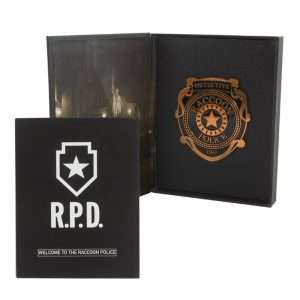Resident Evil 2 R.P.D. Collector's Pin
