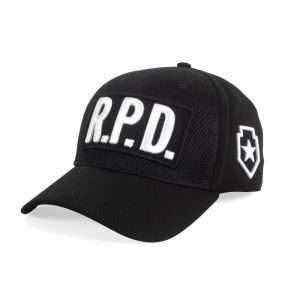 Resident Evil 2 R.P.D Curved Bill Snapback