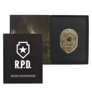 Resident Evil 2 S.T.A.R.S. Limited Edition Collector's Pin Badge