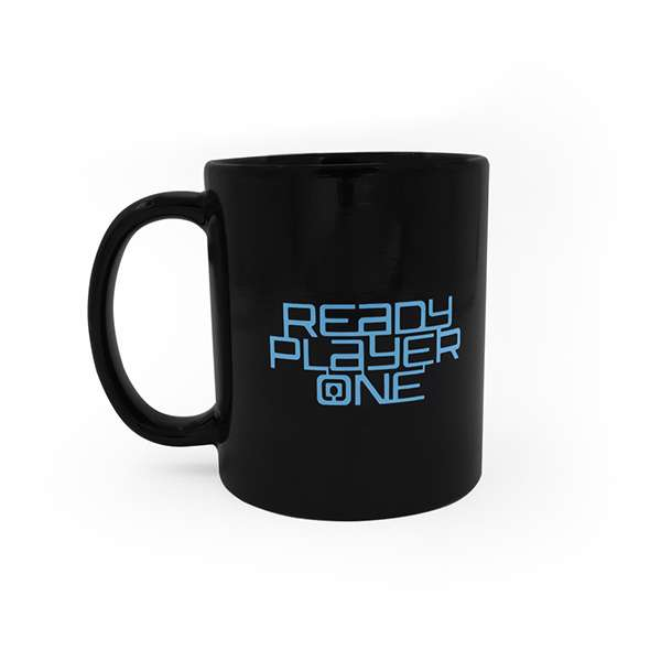 Ready Player One Maze Heat Changing Mug