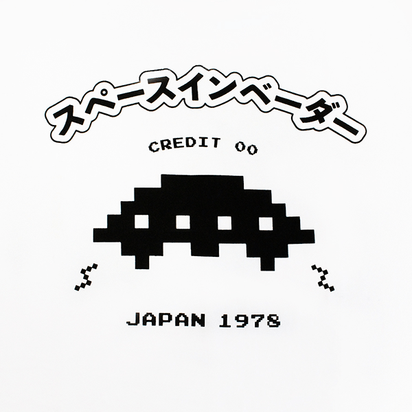 Space Invaders UFO Raglan T-Shirt