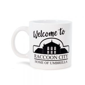 Resident Evil 3 'Welcome to Raccoon City' 20oz Mug