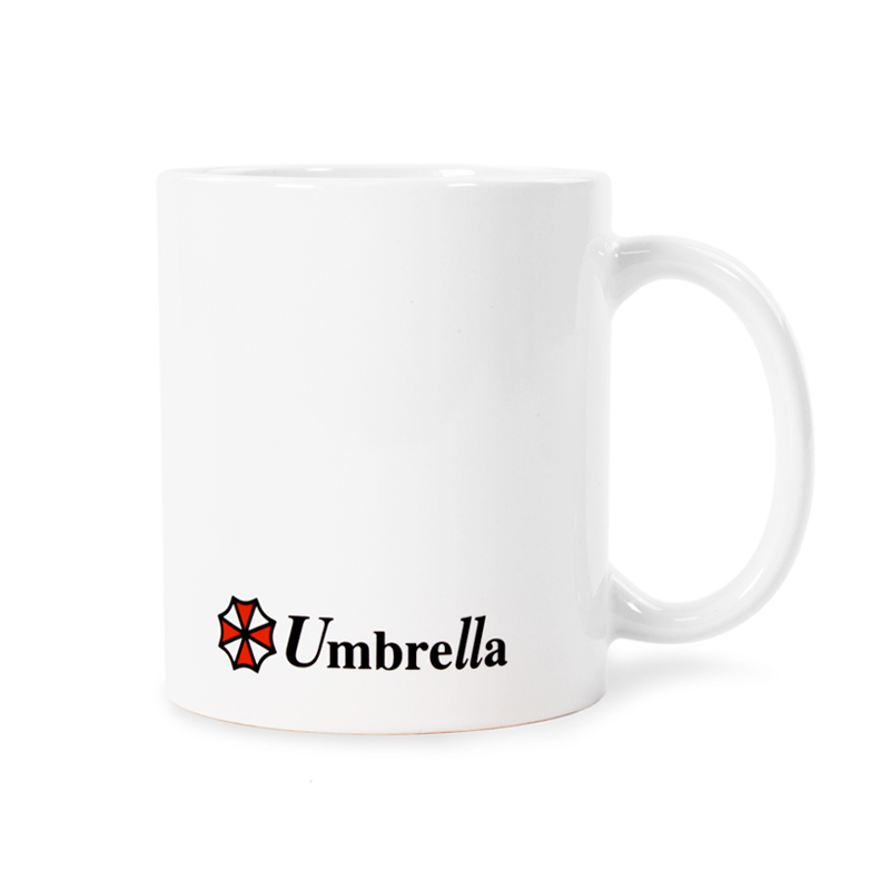 Resident Evil 3 'Welcome to Raccoon City' 11oz Mug