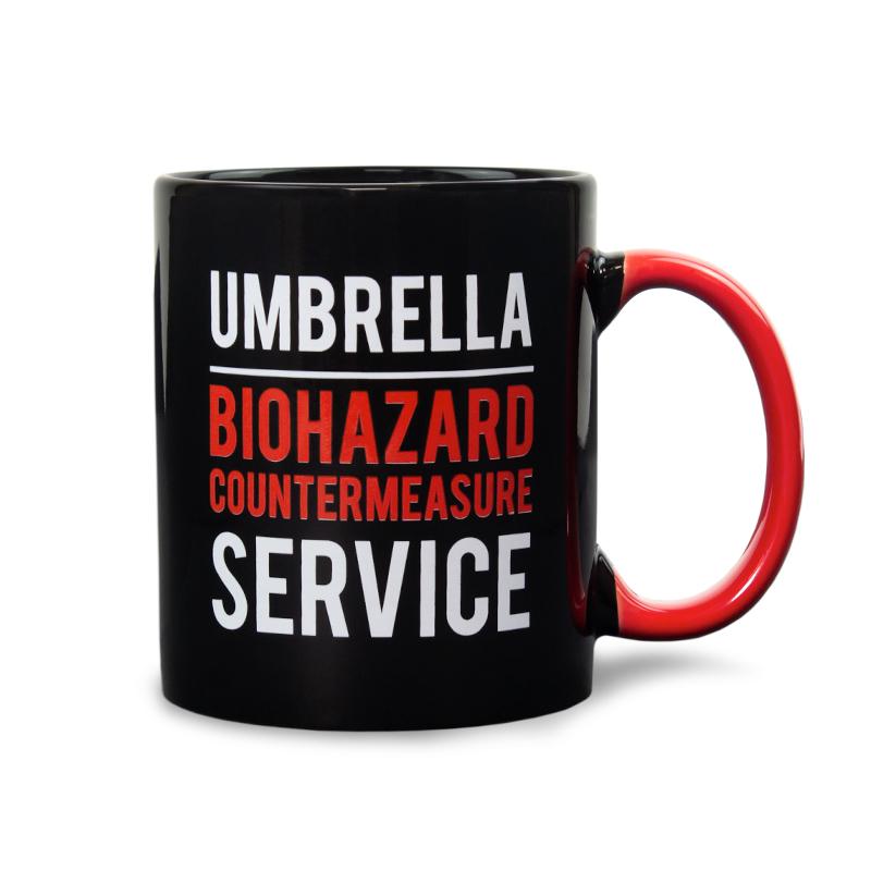 Resident Evil 3 Umbrella Corp Premium Mug