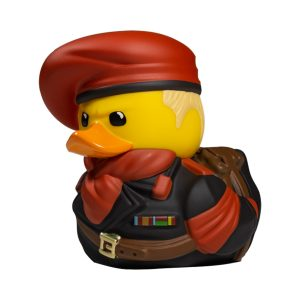 Metal Gear Solid Revolver Ocelot TUBBZ Cosplaying Duck Collectible