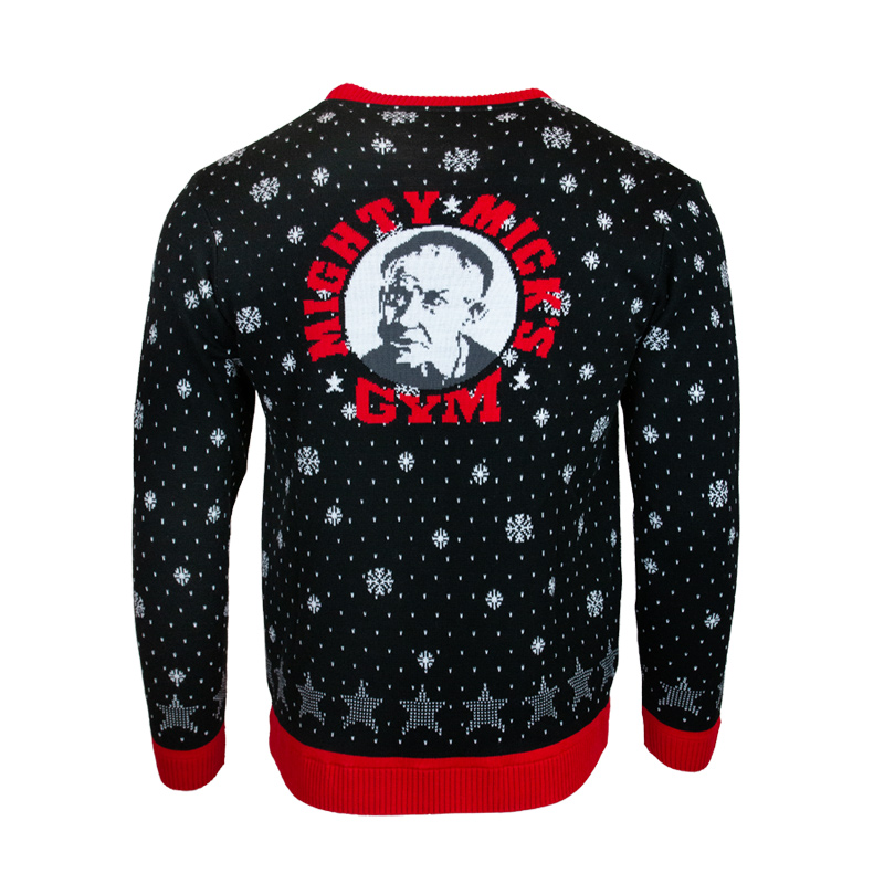 Rocky Christmas Jumper / Ugly Sweater