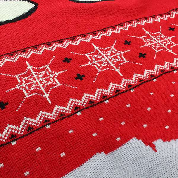 Spiderman Christmas Jumper / Ugly Sweater