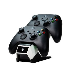 Numskull Xbox Series X and Series S Fast Charge Twin Charging Dock