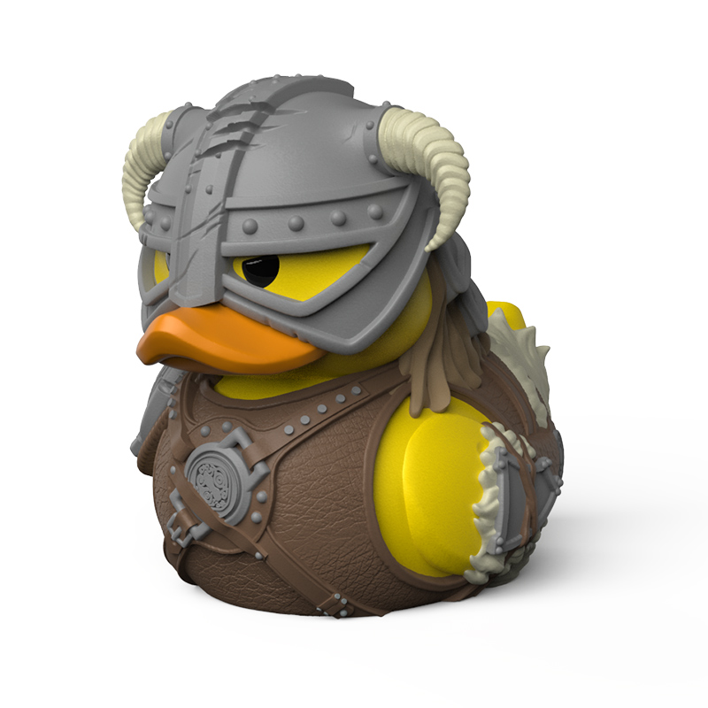 Numskull Tubbz Cosplaying Ducks Skyrim Edition