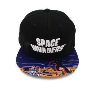 Space Invaders Cabinet Art Snapback