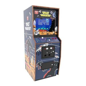 Space Invaders Quarter Scale Arcade Cabinet