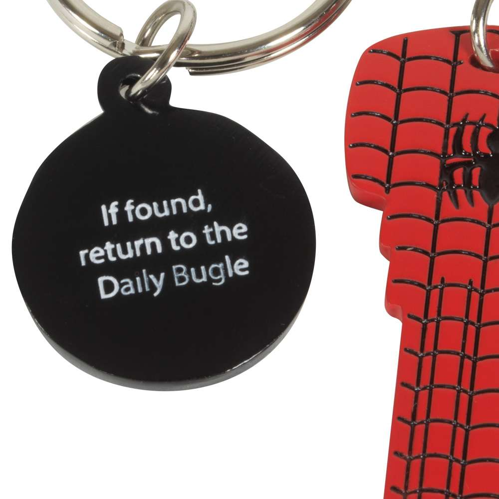 Spider-Man Key Bottle Opener Keyring / Keychain