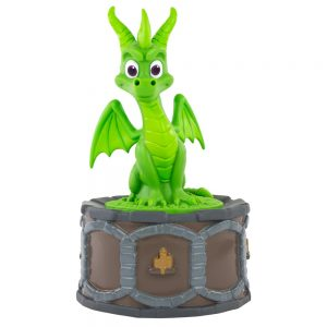 Spyro the Dragon Green Incense Burner Figure / Figurine