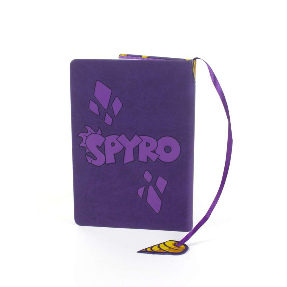 Spyro the Dragon Notebook / Journal