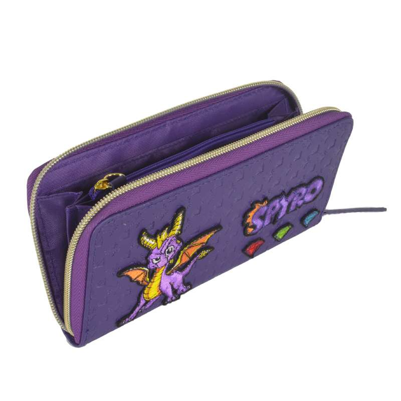 Spyro the Dragon Purse