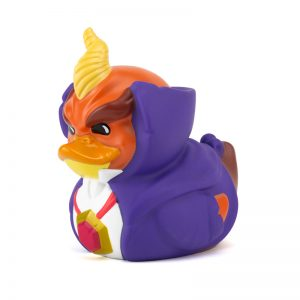 Spyro the Dragon Ripto TUBBZ Cosplaying Duck Collectible