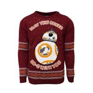 Star Wars BB-8 Christmas Jumper / Ugly Sweater