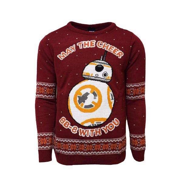 BB-8 Christmas Jumper / Sweater