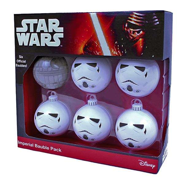 Imperial Bauble / Christmas Tree Ornament Pack