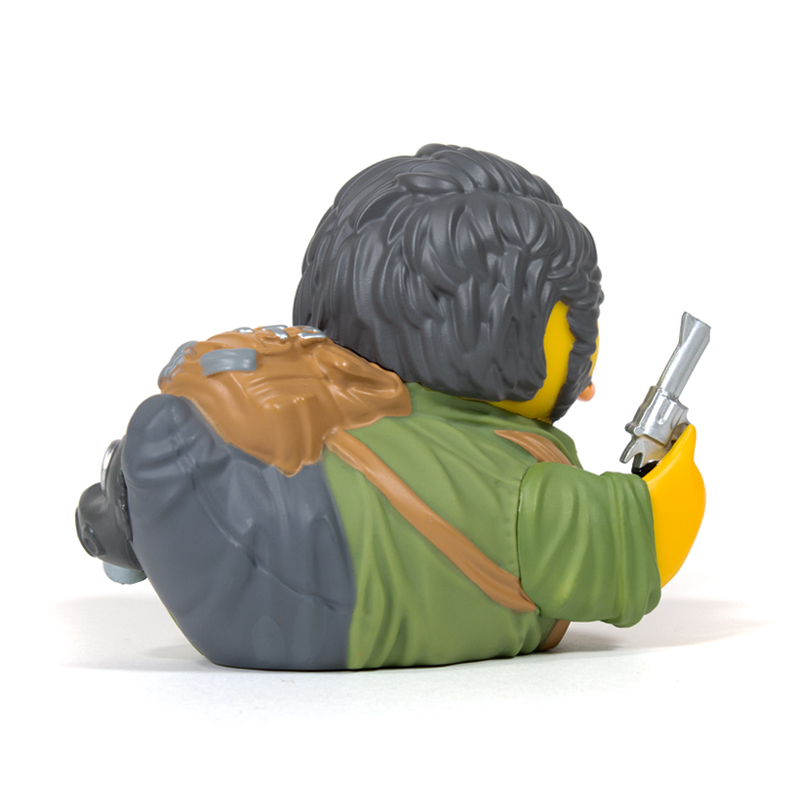 The Last of Us Joel TUBBZ Cosplaying Duck Collectible