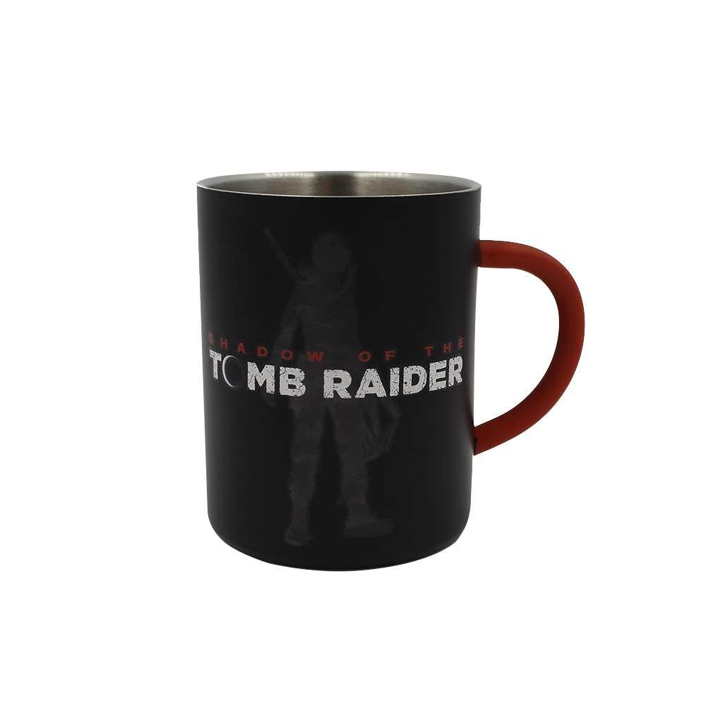 Shadow of the Tomb Raider Steel Mug