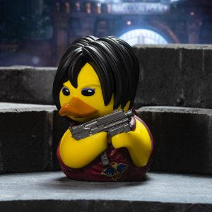 Resident Evil Ada Wong TUBBZ Cosplaying Duck Collectible