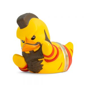 Street Fighter Zangief TUBBZ Cosplaying Duck Collectible