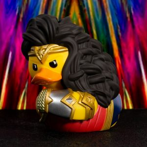 DC Wonder Woman TUBBZ Cosplaying Duck Collectible