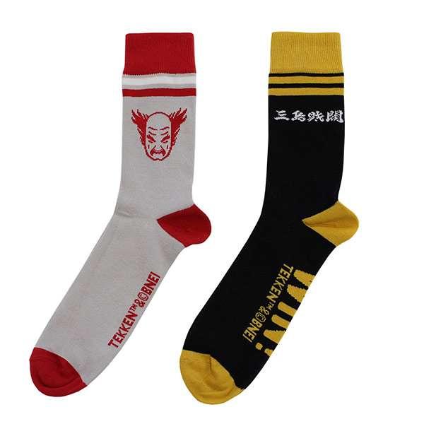 Official Tekken Socks