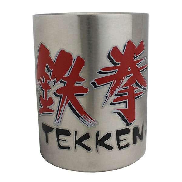 Official Tekken Steel Mug