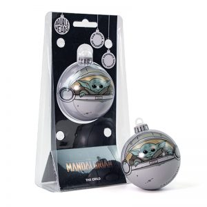 Bauble Heads Star Wars The Mandalorian 'Baby Yoda / The Child' Christmas Decoration / Ornament