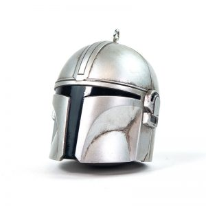 Official Star Wars 'The Mandalorian' 3D Christmas Decoration / Ornament