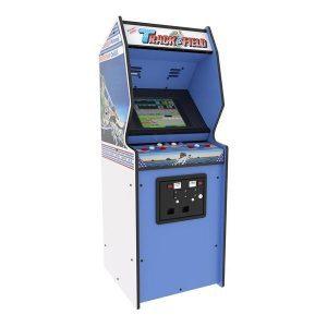 Track & Field Quarter Scale Arcade Cabinet