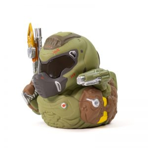 DOOM DOOM Slayer TUBBZ Cosplaying Duck Collectible