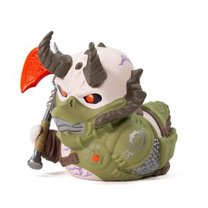 DOOM Marauder TUBBZ Cosplaying Duck Collectible