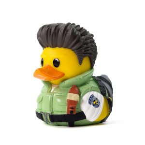 Resident Evil Chris Redfield TUBBZ Cosplaying Duck Collectible