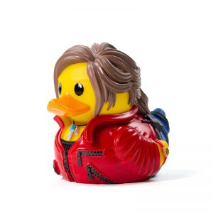 Resident Evil Claire Redfield TUBBZ Cosplaying Duck Collectible
