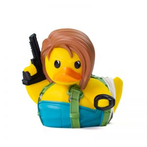 Resident Evil Jill Valentine TUBBZ Cosplaying Duck Collectible