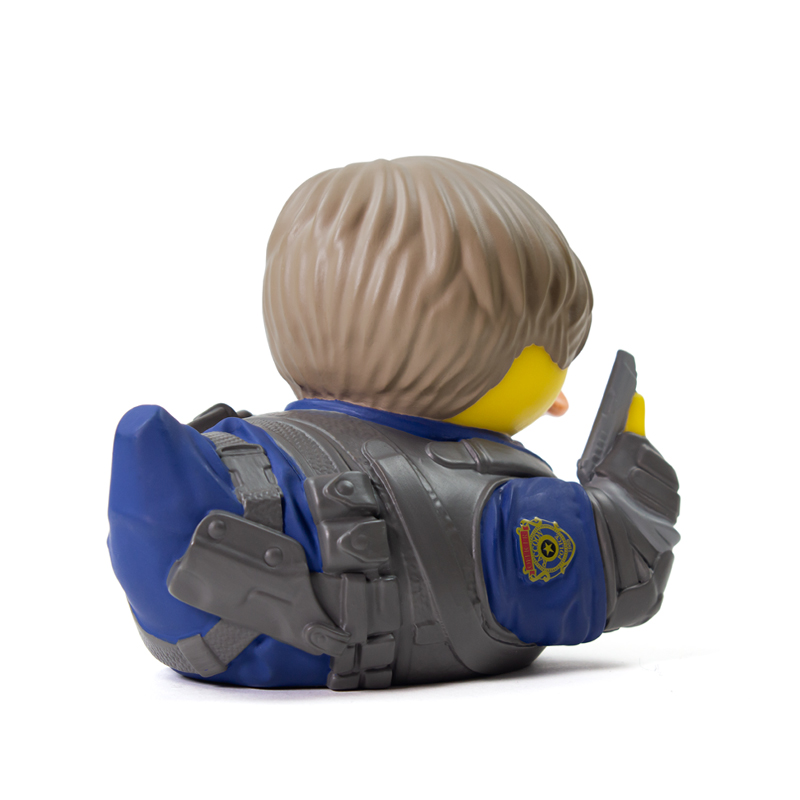 Resident Evil Leon S Kennedy TUBBZ Cosplaying Duck Collectible