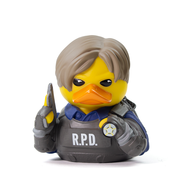 Resident Evil Leon S Kennedy tubbz Collectible Canard